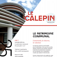 Couverture Calepin n°25