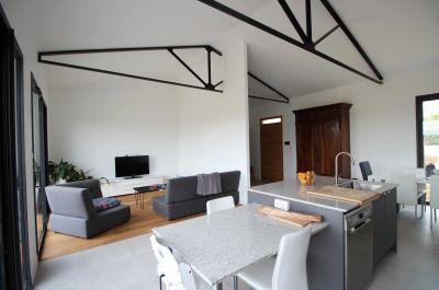 Maison neuve - Une maison d\'architecte, en toute simplicité ...