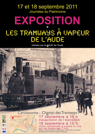 affiche exposition TVA